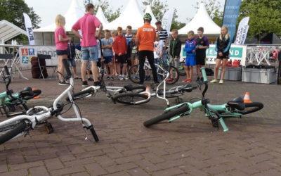 Techniek en fietsen komen samen tijdens Kids Day in Surhuisterveen