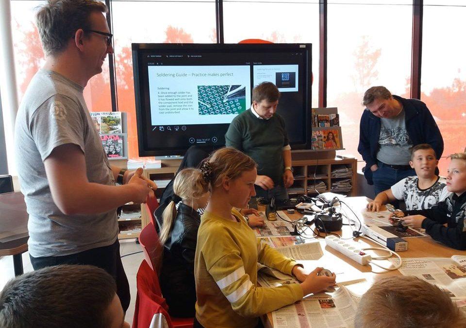 Codeschool als platform voor een circulaire kenniseconomie