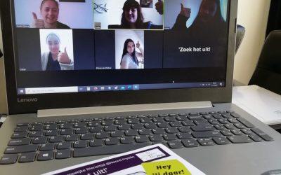 Maatschappelijke Diensttijd 'Zoek het uit!' van start met nieuwe groep jongeren