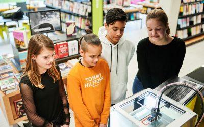 Bouwen aan Ambitie laat jongeren kennismaken met de digitale en technologische wereld